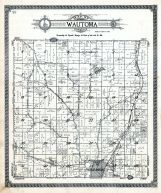 Wautoma Township, Waushara County 1924